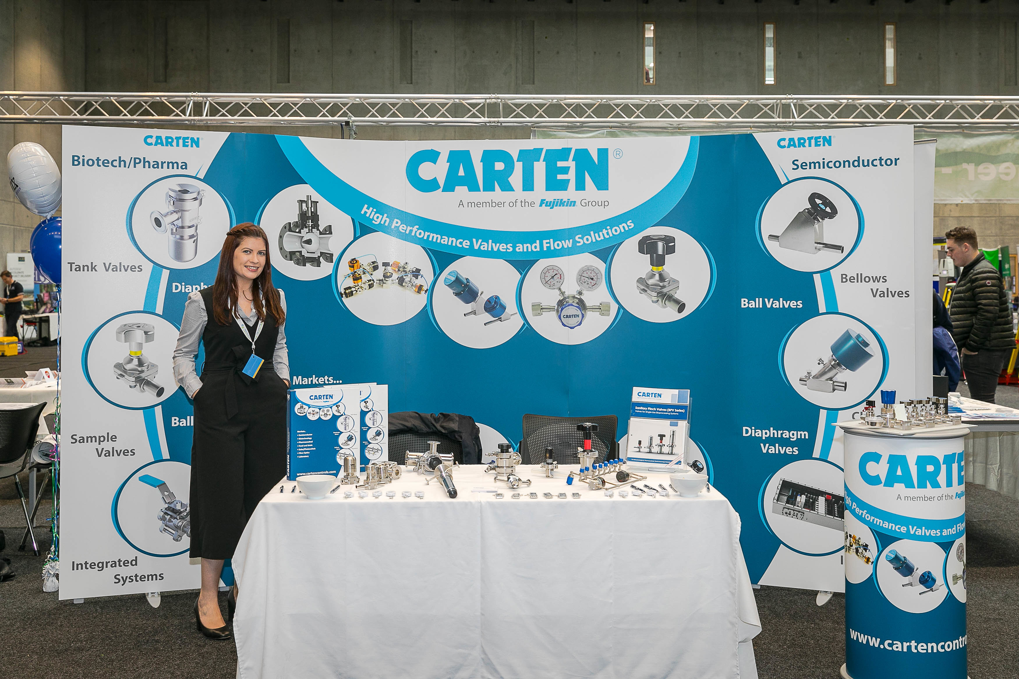 Carten exhibit at Toys4Engineers2017